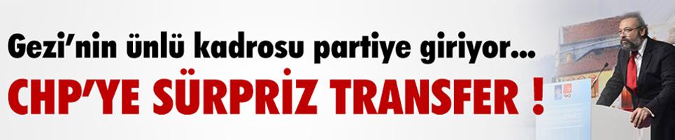 CHP'YE İKİ SÜRPRİZ TRANSFER